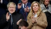 UK PM Boris Johnson's pregnant fiancée says she is 'on the mend' from Covid-19