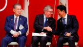 High-ranking minister rubbishes rumour that Japan is ready to bear additional cost of postponing Olympics