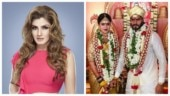Raveena Tandon slams Kumaraswamy wedding: Wonder what was served in the buffet