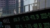 Coronavirus: Global stock markets under pressure after biggest quarterly drop since 2008