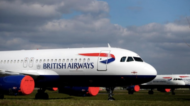 Coronavirus: British Airways in talks union to suspend around 32,000 staff, says report