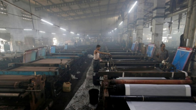 Coronavirus fallout: India's March factory activity growth at 4-month low