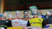 Coronavirus: Belarus club puts cut-outs of fans on mannequins in stadium to boost morale