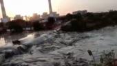2 die, 4 missing as dyke of Reliance power plant develops breach in MP