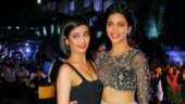 Shruti Haasan shares goofy pictures with sister Akshara on Siblings Day 2020