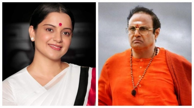 Thalaivi: Did Balakrishna refuse to play his father NTR in Kangana Ranaut's film?