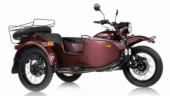 Ural Motorcycles: The bike with a sidecar and a reverse gear
