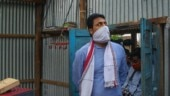 Coronavirus pandemic: Mechanic invents social distancing motorbike in Agartala