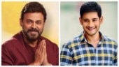 Real Man Challenge: Venkatesh Daggubati gives a makeover to his garden, nominates chinnodu Mahesh Babu