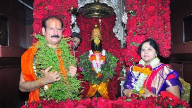 Maharashtra BJP MLA booked for vising temple during lockdown, denies wrongdoing