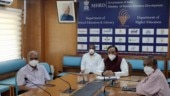 HRD minister felicitates IIT Delhi scientists who developed low-cost Covid-19 testing kit