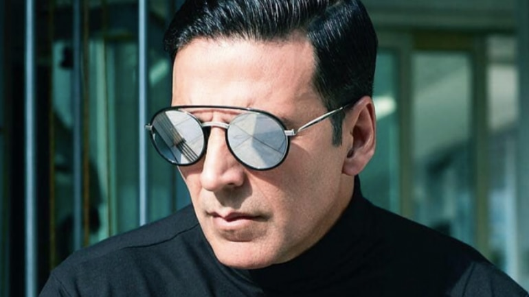 Akshay Kumar was gearing up for the release of Sooryavanshi in March.