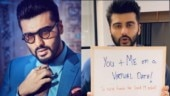 Coronavirus: Arjun Kapoor to go on virtual date to raise funds for daily wage workers