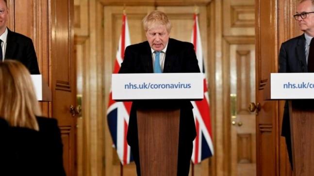 British PM Boris Johnson again at paintings, warns towards stress-free coronavirus restrictions in UK