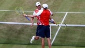 Covid-19: US Tennis Association warns players 'no Bryan Brothers chest bumps'