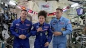 After months in space, astronauts returning to changed coronavirus-hit world
