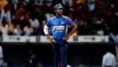 Sri Lanka batsman Dinesh Chandimal distributes ration to the needy amid Covid-19 crisis