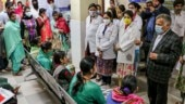 Coronavirus outbreak in India: Nurse in Haryana tests positive for Covid-19 after using patient's mobile phone
