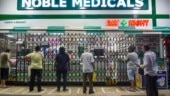 One week into lockdown, Kolkata stores run out of hydroxichloroquine, essential medicines