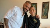 Life is so much fun with this mastikhor: Shikhar Dhawan dances with son Zoravar