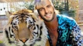 Ranveer Singh turns Joe Exotic of Tiger King in new viral pic