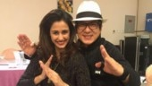 Disha Patani wishes Jackie Chan a happy birthday with their first pic together: Love you the most
