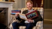 Prince Harry celebrates 75th anniversary of Thomas the Tank Engine with special episode