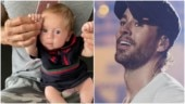 Enrique Iglesias dances with 2-month-old daughter in viral video. Seen yet?
