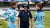 Incredibly kind gesture: Eoin Morgan lauds Jos Buttler for auctioning World Cup final shirt