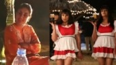 When Kareena Kapoor saw Saif Ali Khan dressed as a woman on Humshakals set. Watch throwback video
