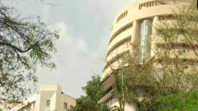 Sensex slips by 173 points in choppy trade, banking stocks suffer