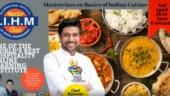 IIHM students prepare for online exam with Chef Ranveer Brar