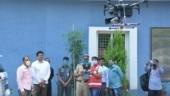 Coronavirus: Drones help Telangana police to implement lockdown, track violators