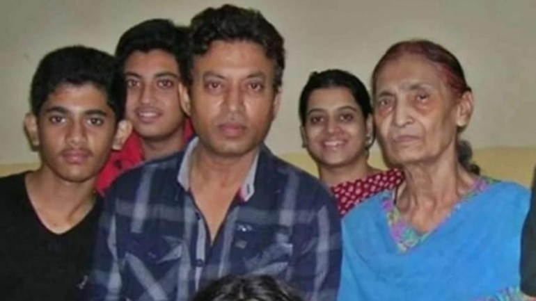 Irrfan Khan's Mother Saeeda Begum Dies. Actor Locked Down In Mumbai