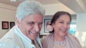 Javed Akhtar debuts on Instagram. Wife Shabana Azmi welcomes him: Finally you are here