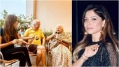 Kanika Kapoor spends time with family in Lucknow after recovering from Covid-19. See pic