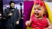 Kapil Sharma shares adorable picture of daughter Anayra dressed as kanjak
