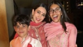 Karisma Kapoor contributes to PM-CARES Fund and Maharashtra CM's Fund with kids Samaira and Kiaan