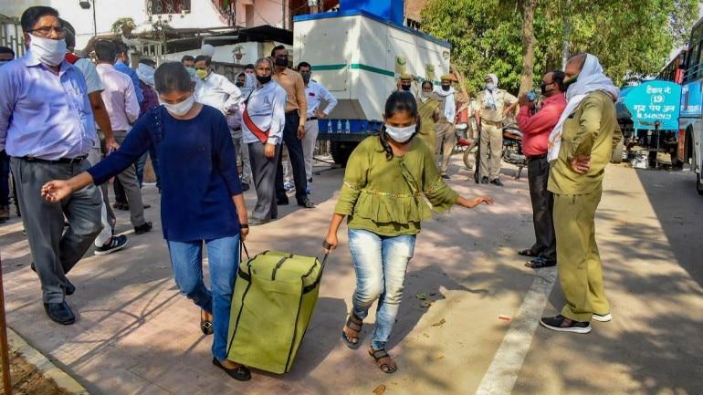 Haryana govt sends 31 buses to bring back students stuck in Kota ...