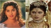Tuesday Trivia: Juhi Chawla turned down Draupadi in Mahabharat. Then Roopa Ganguly got the role
