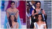 Manushi Chhillar gets together with Miss World Mexico and Puerto Rico to raise awareness on Covid-19
