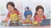 Amul pays Utterly Butterly tribute to women working from and for home during coronavirus lockdown