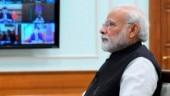 PM Modi speaks to Sonia Gandhi, Manmohan Singh, Pranab Mukherjee on coronavirus