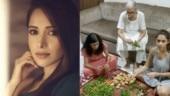 Nushrat Bharucha sums up her family time in Kahaani Ghar Ghar Ki style. Watch video