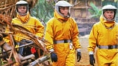 Pandemics on the silver screen