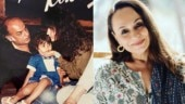 Pooja Bhatt posts old pic with dad Mahesh and sister Shaheen. Soni Razdan's comment is gold