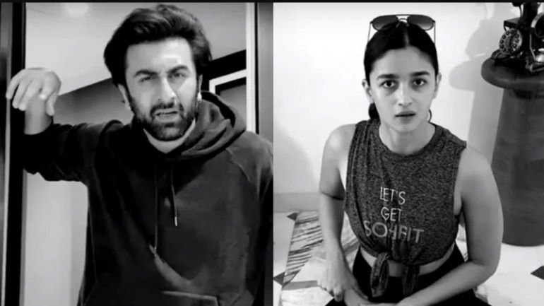 Ranbir Kapoor and Alia Bhatt went behind the camera for each other ...