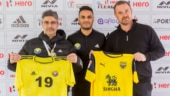 Real Kashmir FC sign Kashif Siddiqi, announce partnership with Oxford United Football Club
