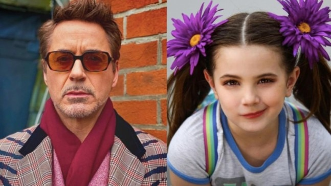 Robert Downey Jr gets an Avengers Endgame-style wish from