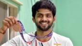 Sai Praneeth donates Rs 4 lakh for fight against coronavirus pandemic